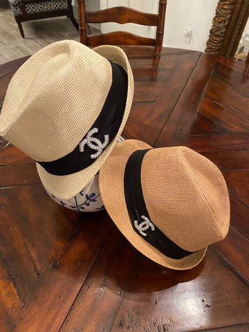 Bucket and Fedora Hats