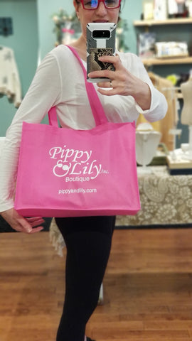 Pippy&Lily Reuseable Tote Bag