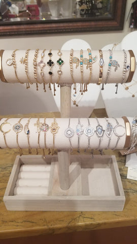 Sara's Jewelry Collection