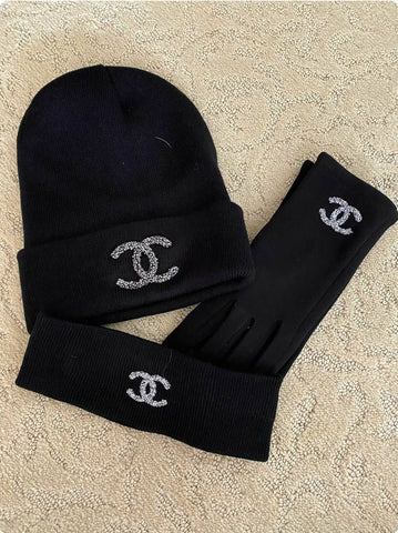 Designer Beanie Or Headband