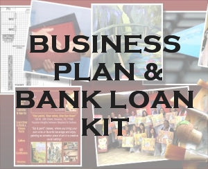 Paint & Sip Business Plan & Bank Loan Kit