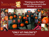 "May 19, Tue, 7-9:30pm, ""DOGWOOD TREE"" Public Paint & Wine Class at FAILONI'S RESTAURANT & BAR"