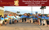 "Oct 21, Tue, 7-10pm, ""PAINTING ON THE PATIO"" Public Paint & Wine Class at FAILONI'S RESTAURANT & BAR"