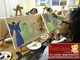 Nov 22, Sat, 7-10pm, Juawana's Private Birthday Painting Party, Paint & Wine Class