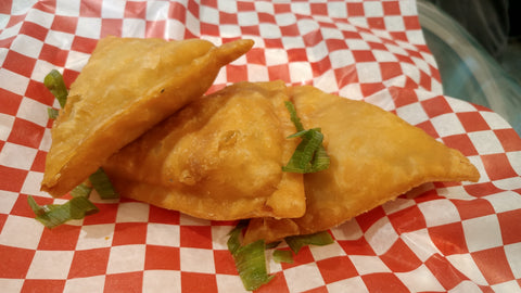 Snacks & Sides - Vegetable Samosa