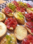 Snacks & Sides - Bruschetta