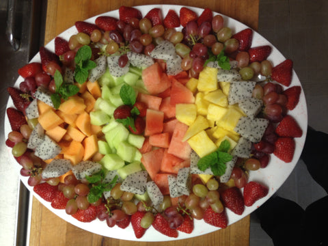 Breakfast - Fruit Tray