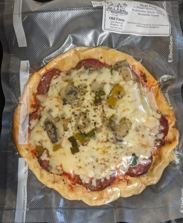 Express - Personal Pizza - Meat