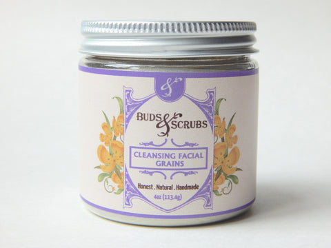 Cleansing Facial Grains