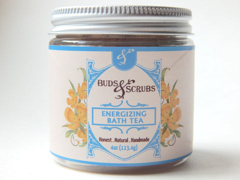Energizing Bath Tea