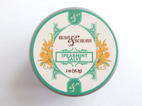 Spearmint Salve