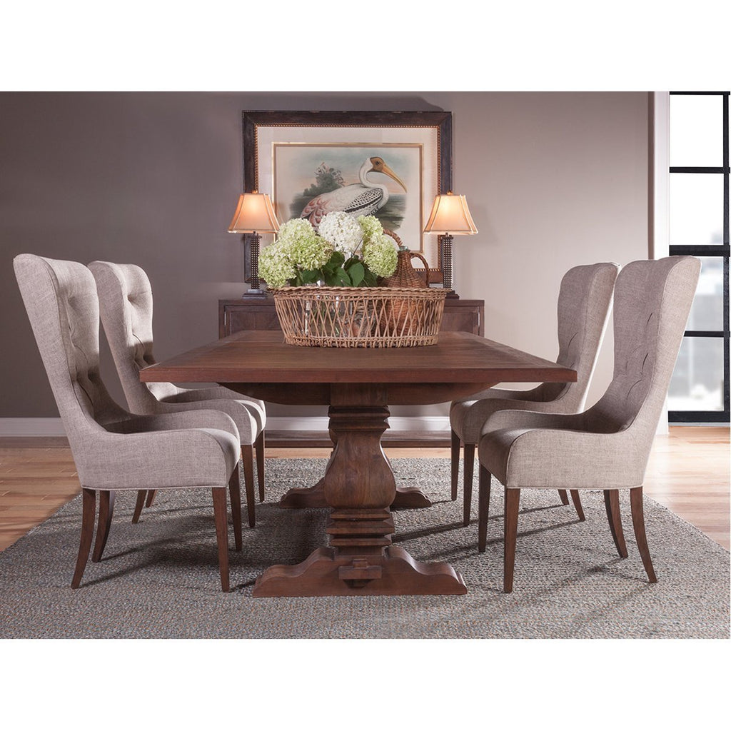 Artistica Home Axiom Rectangular Dining Table 01-2005-877C