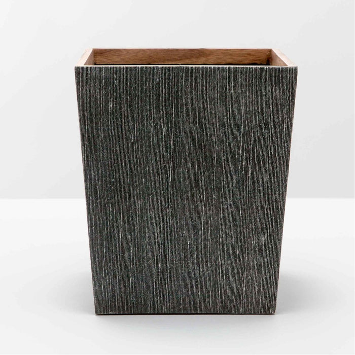 Pigeon and Poodle Bruges Square Wastebasket, Tapered