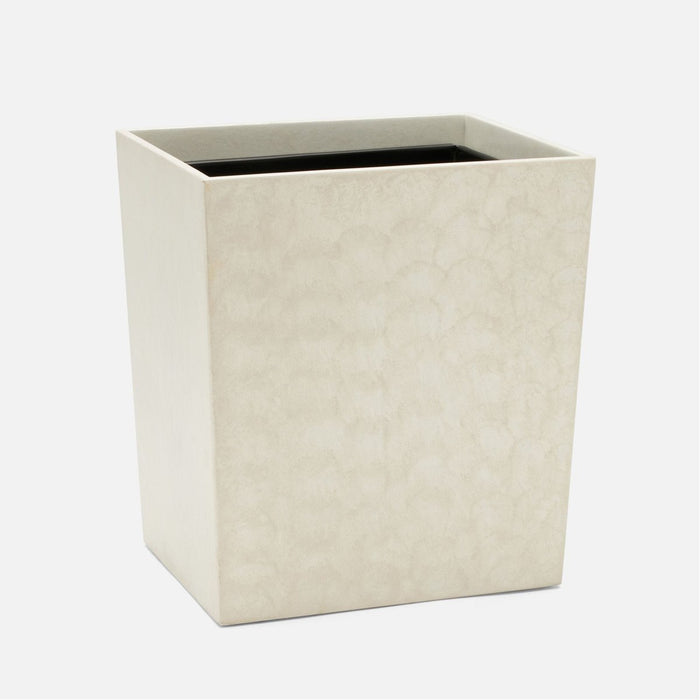 Pigeon and Poodle Charlotte Rectangular Wastebasket
