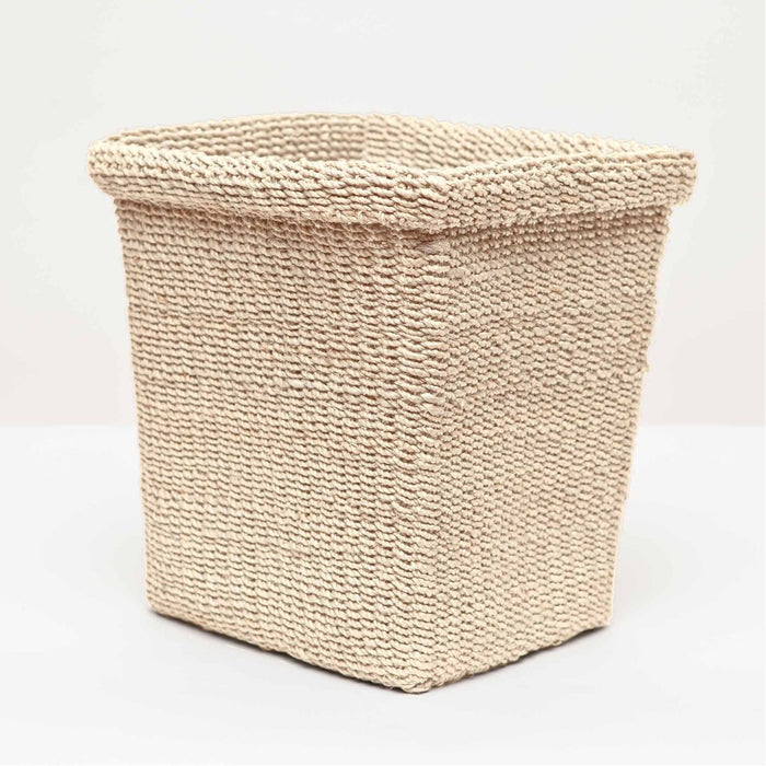 Pigeon and Poodle Chelston Rectangular Wastebasket, Tapered