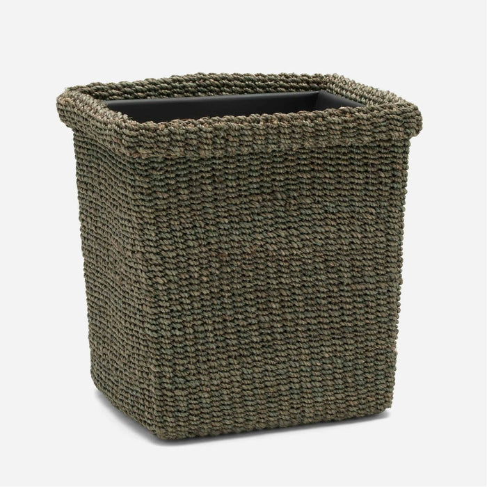 Pigeon and Poodle Chelston Rectangular Lava Slate Wastebasket