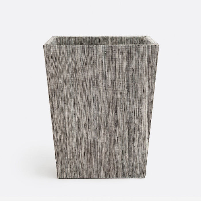 Pigeon and Poodle Napali Rectangular Wastebasket, Tapered