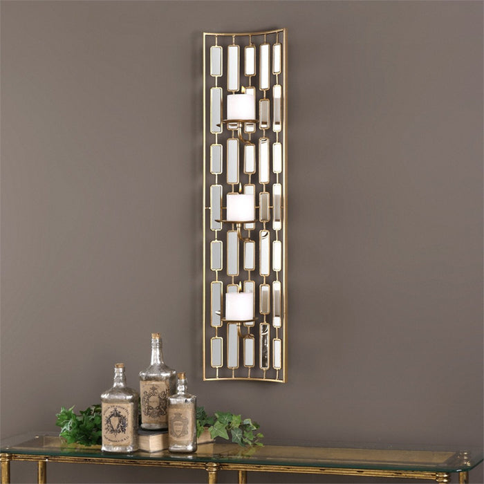 Uttermost Loire Candle Wall Sconce