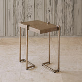 Ambella Home Clip Pull Up Table - Driftwood