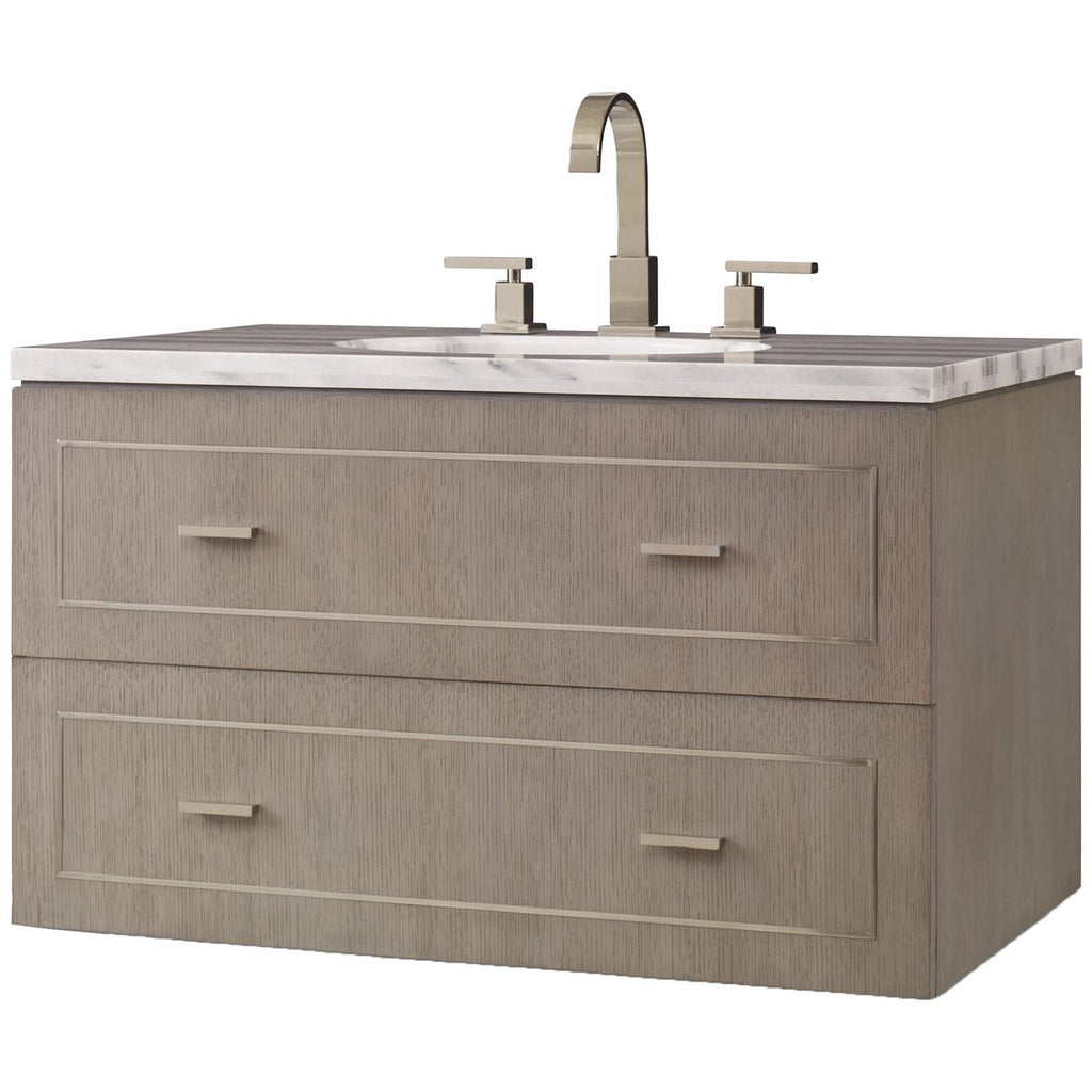 Ambella Home Albany Medium Wall Sink Chest