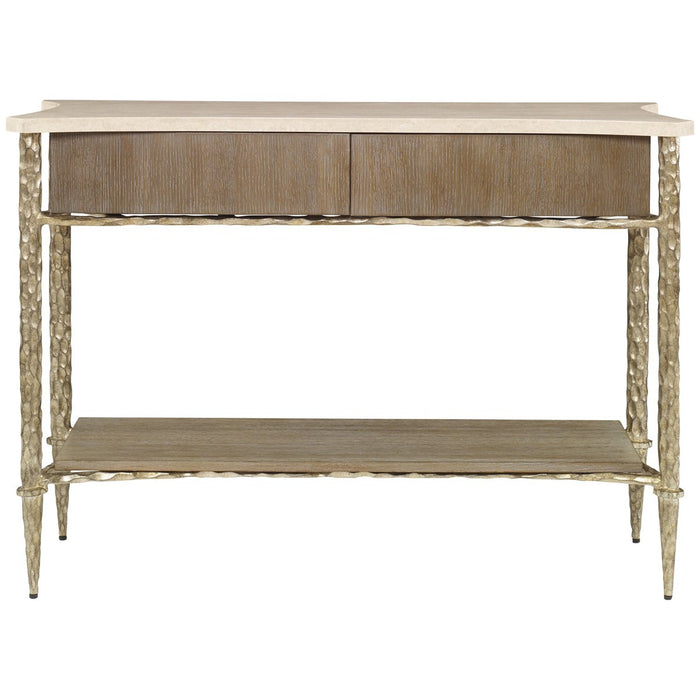 Ambella Home Chiseled Console Table