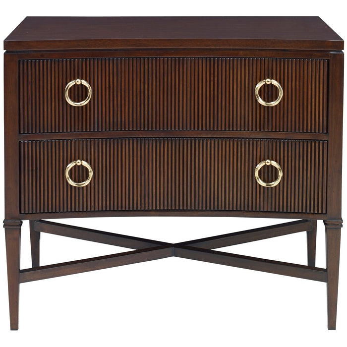 Ambella Home Reeded Chest