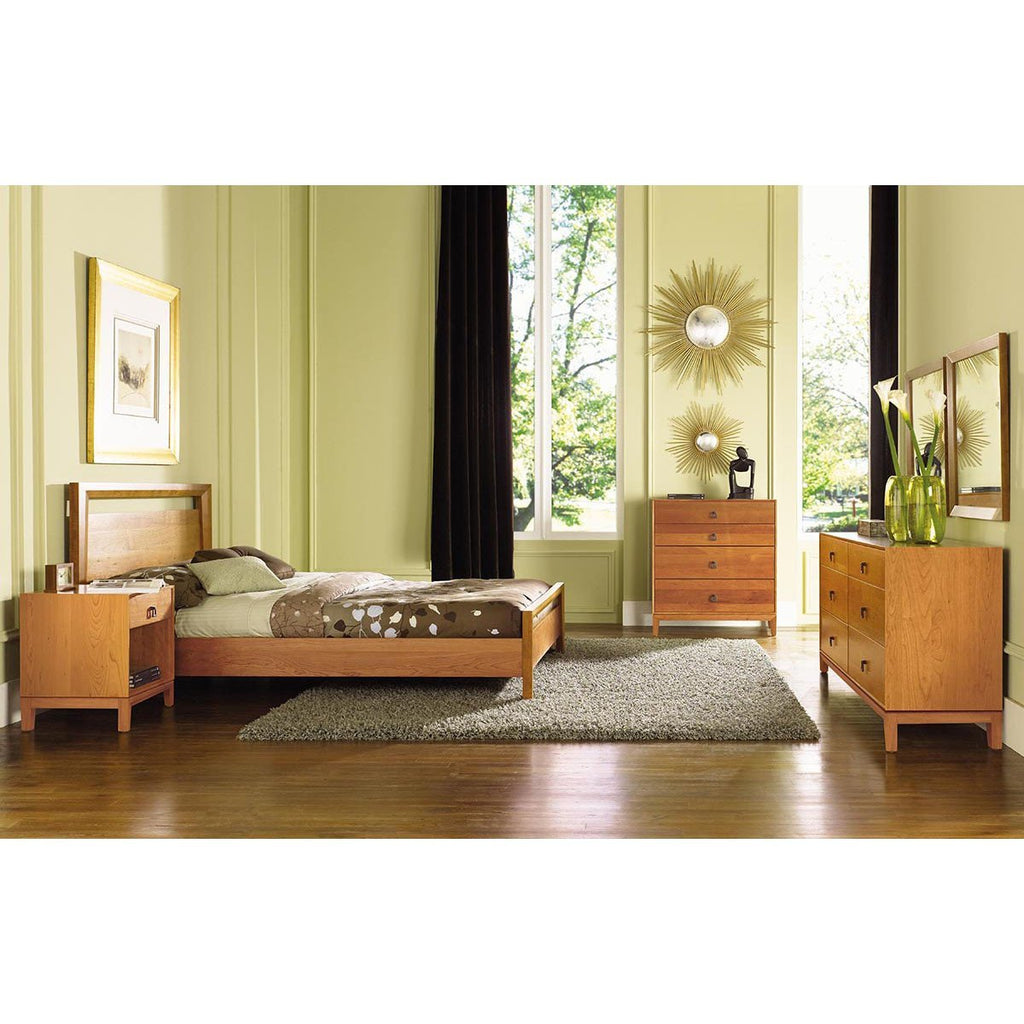Copeland Furniture Mansfield Bed