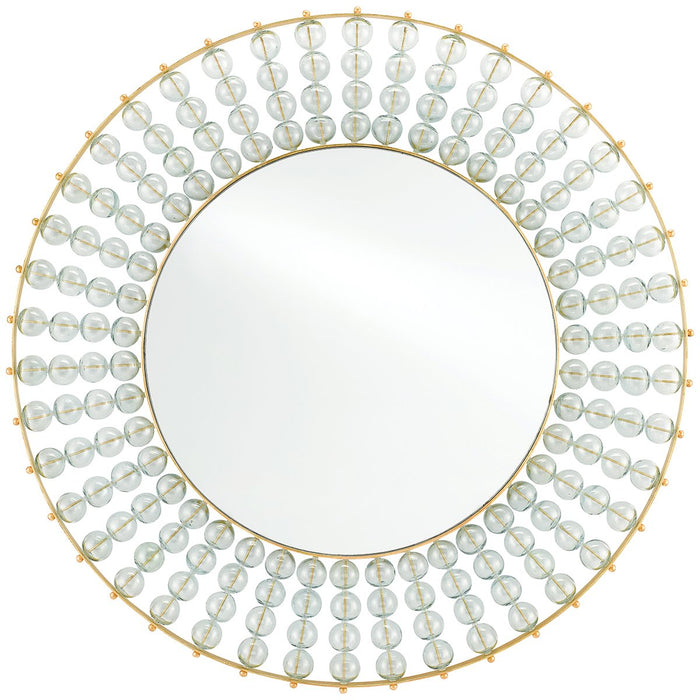 Currey and Company Calais Mirror