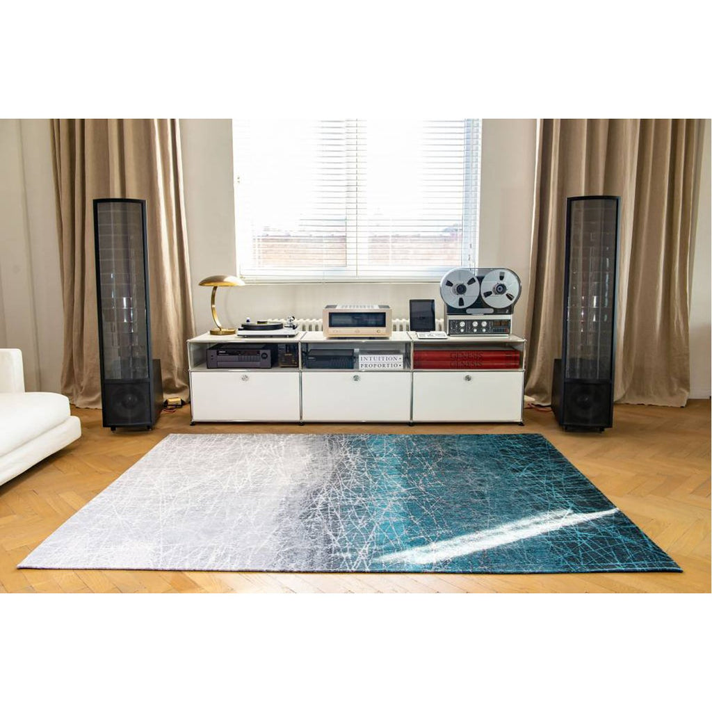 Louis de Poortere Mad Men Polar Vortex 8877 Rug