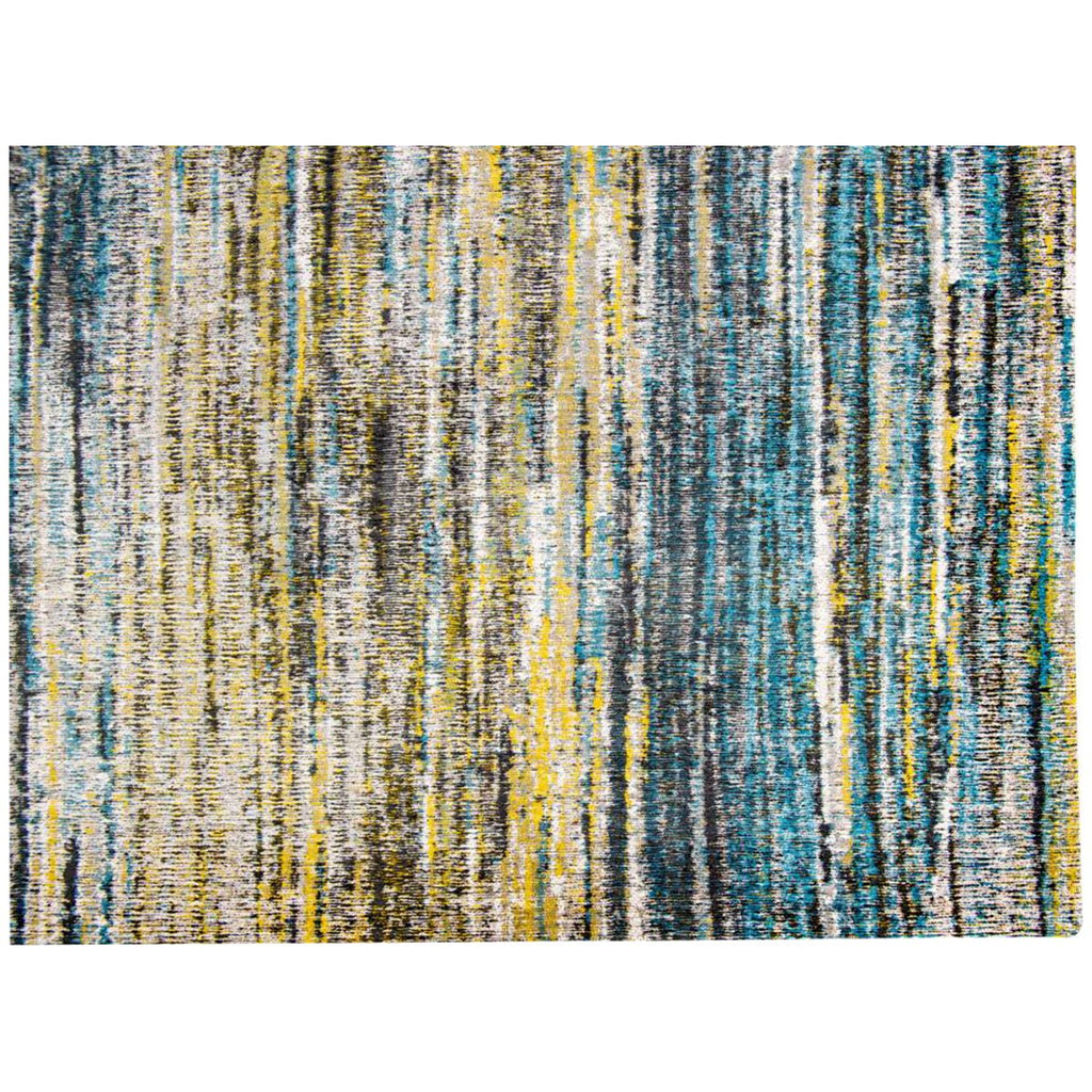 Louis de Poortere Sari Blue Yellow Mix 8873 Rug