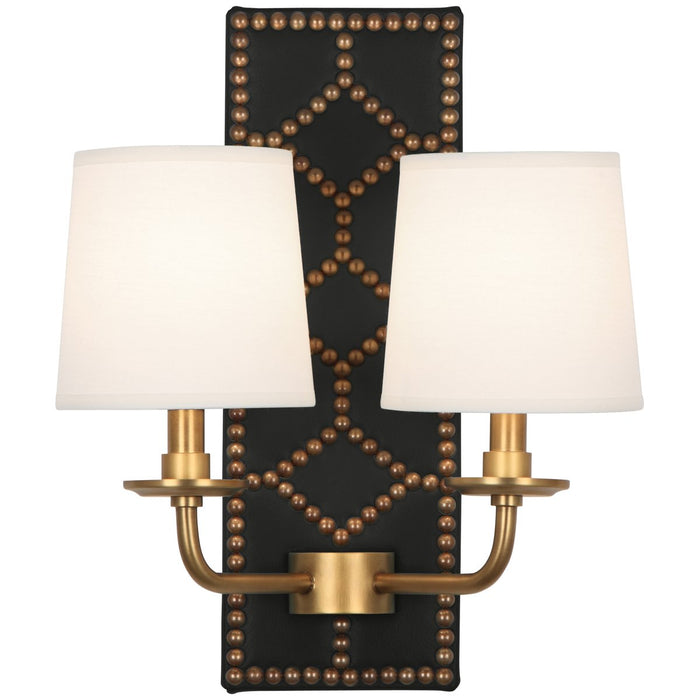 Robert Abbey Williamsburg Lightfoot Wall Sconce