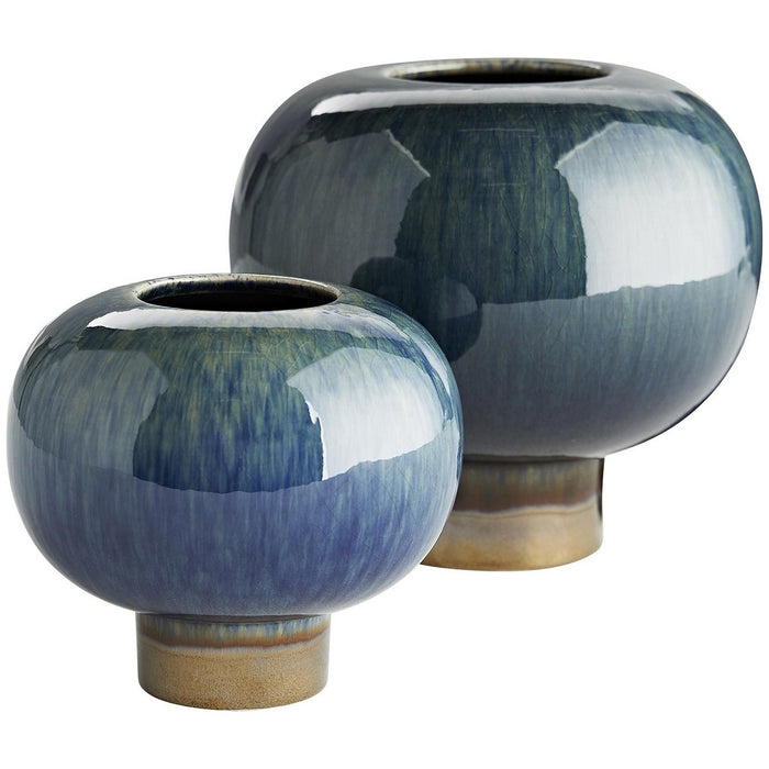 Arteriors Tuttle Vases - Set of 2