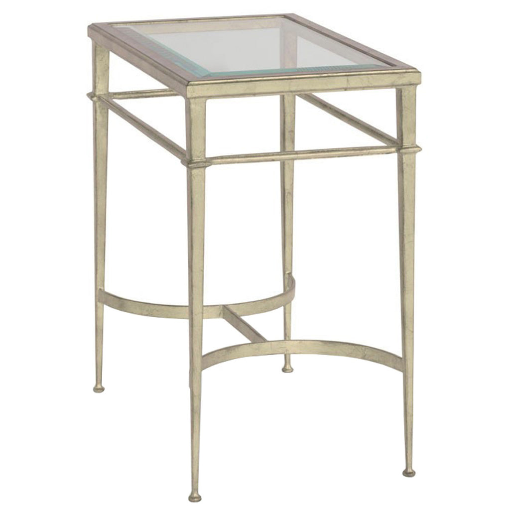 Woodbridge Furniture Madeleine Rectangular Side Table
