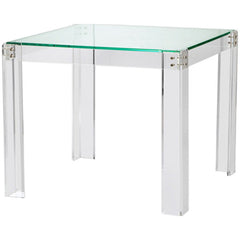 Interlude Home Gwenyth Game Table