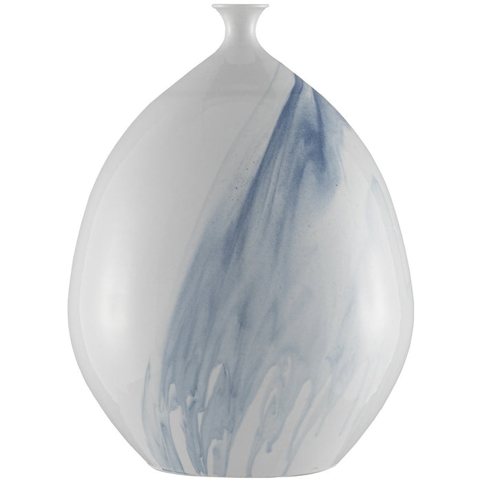 Currey and Company Tora Small Vase