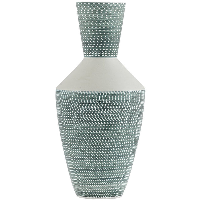 Currey and Company Sanae Blue Vase