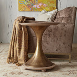Ambella Home Cinched Side Table