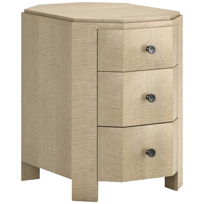 Woodbridge Furniture Rose Chairside Chest