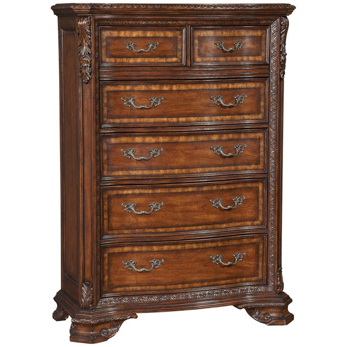 A.R.T. Furniture Old World Drawer Chest