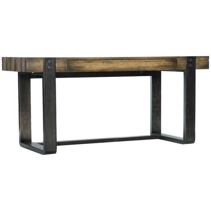 Hooker Furniture Crafted Leg Desk