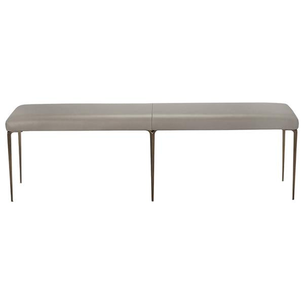 Interlude Home Stiletto Bench