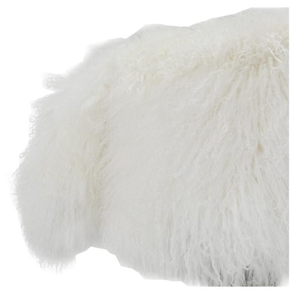 Interlude Home Jacques Sheep Stool