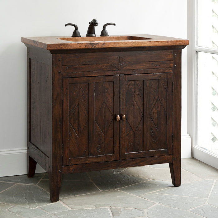 Ambella Home Cobre Sink Chest