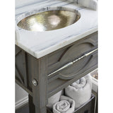 Ambella Home Mini Spindle Sink Chest
