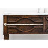 Ambella Home Spindle Sink Chest