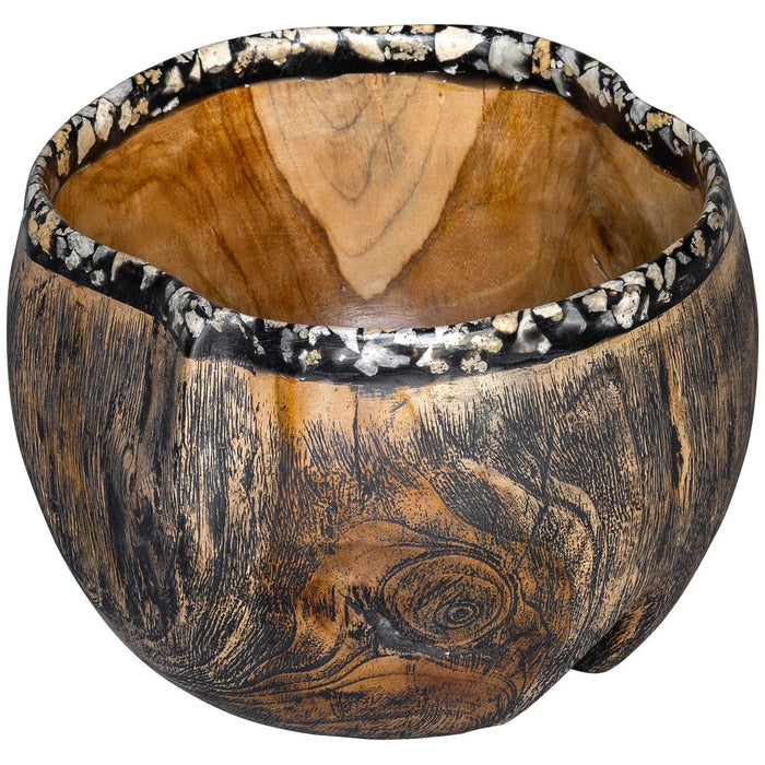 Uttermost Chikasha Wooden Bowl