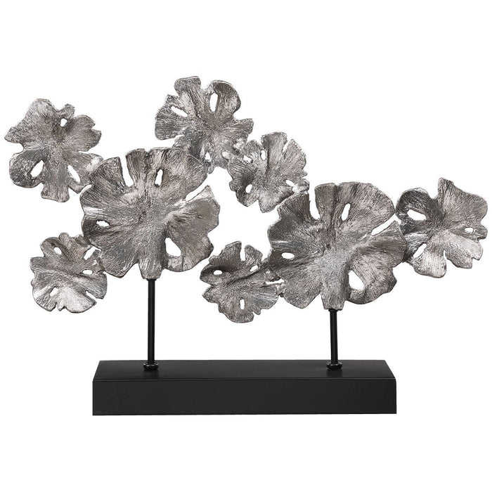 Uttermost Contemporary Lotus Sculpture
