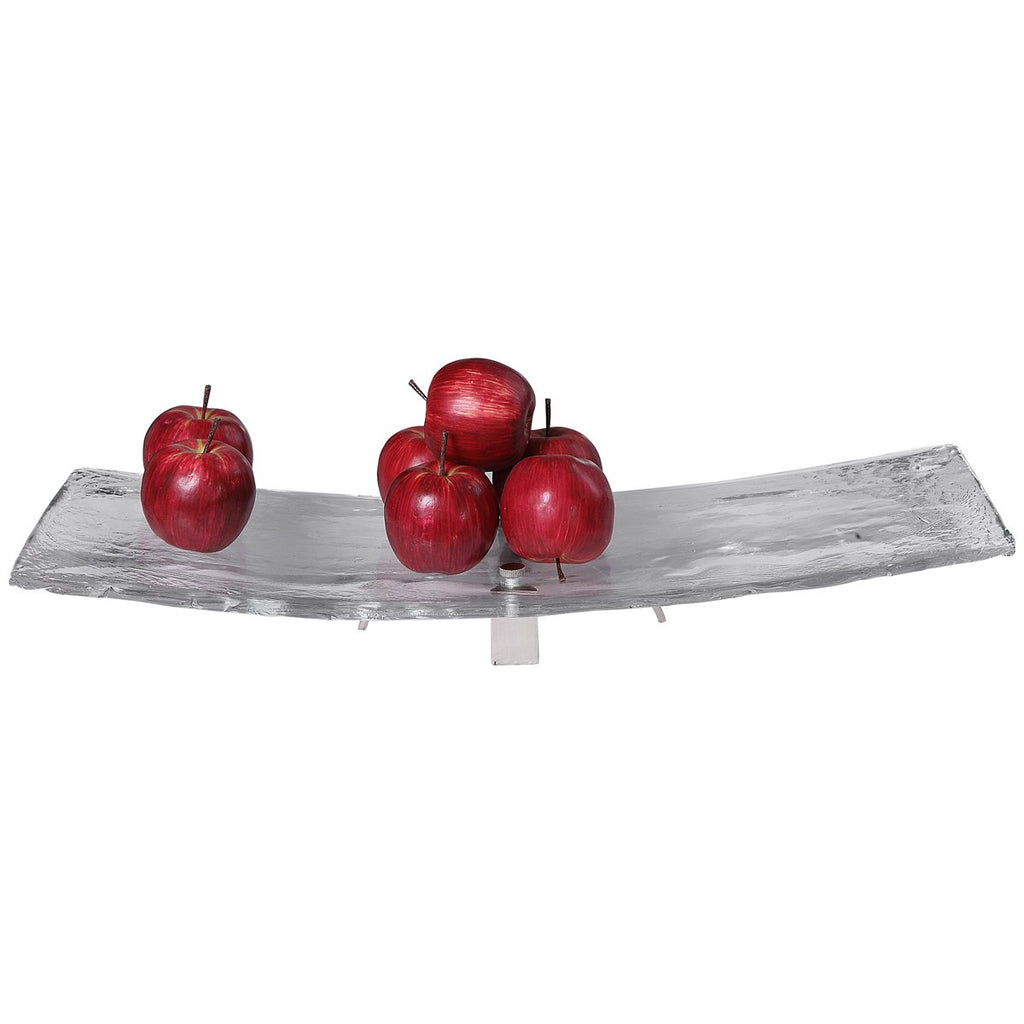Uttermost Mika Art Glass Tray