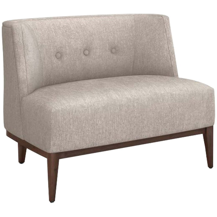 Interlude Home Chloe Chair - Luxe Chenille