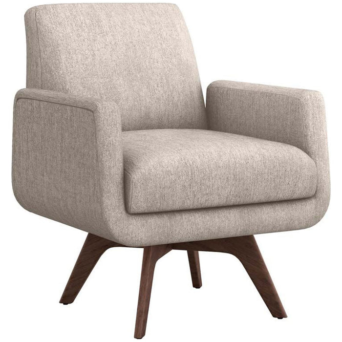 Interlude Home Landon Luxe Chenille Chair